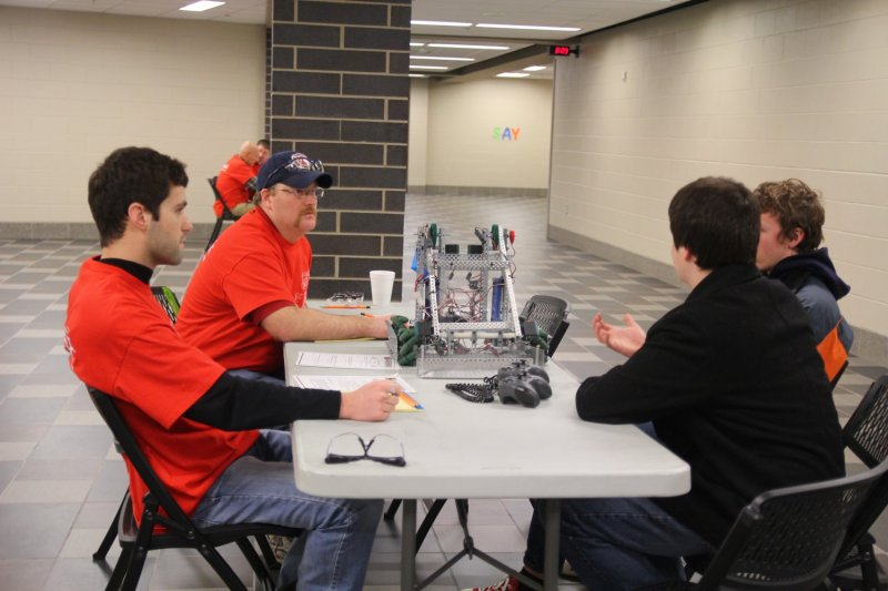 2017 Robotics Competition