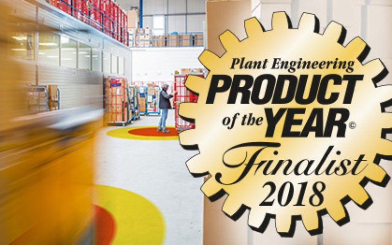 Plant Engineering Product of the Year Finalist 2018