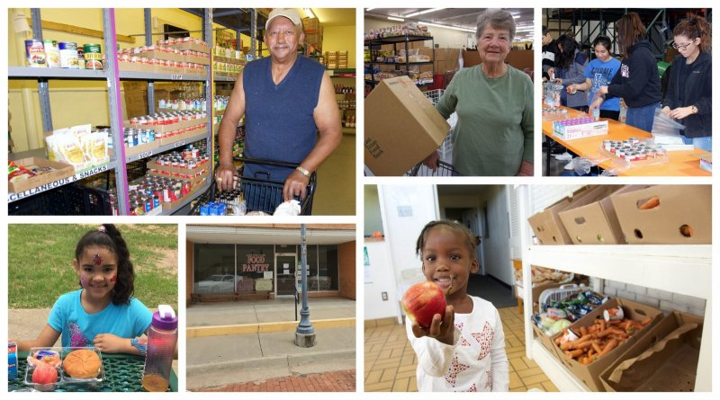 Upshur County Food Pantry